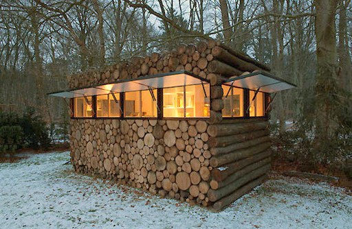 cabin plans rustic